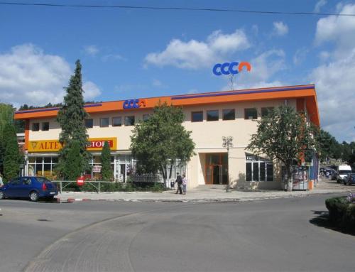 Shopping centre energy efficiency retrofit