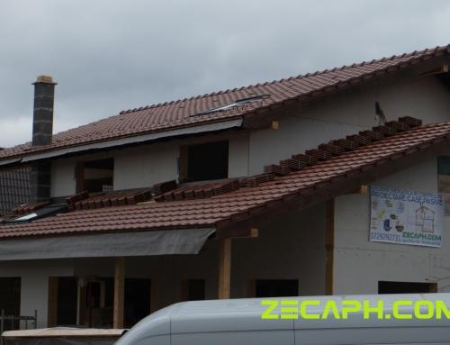 Casa cu amprenta scazuta asupra mediului in Brasov