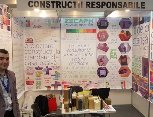 Participare targ construct expo ROMEXPO martie 2017