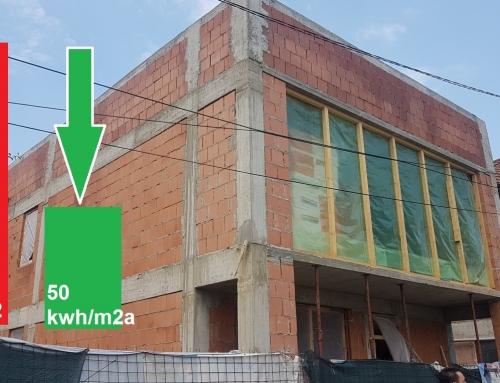 Optimizare energetica clinica stomatologica utilizand principiile caselor pasive in Buzau