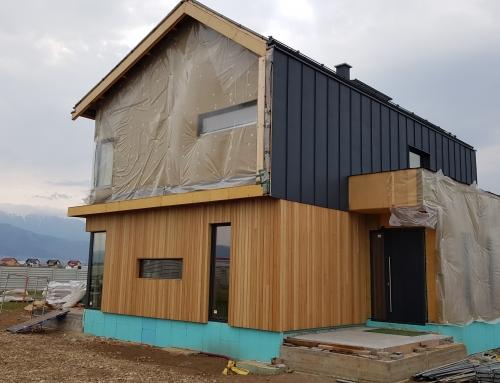 Casa cu un consum redus de energie zecaph Brasov