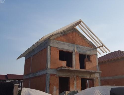 Casa cu un consum redus de energie in Brasov