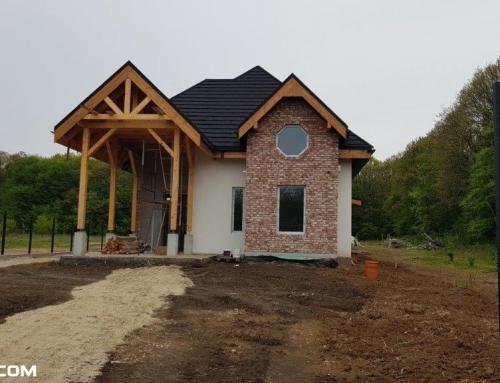 Casa cu un consum de energie in Snagov